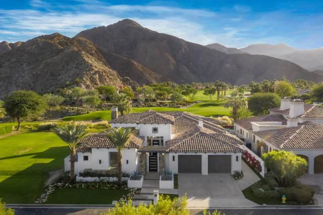 78631 Deacon Drive, La Quinta, CA 92253 (MLS #219034943) :: The John Jay Group - Bennion Deville Homes