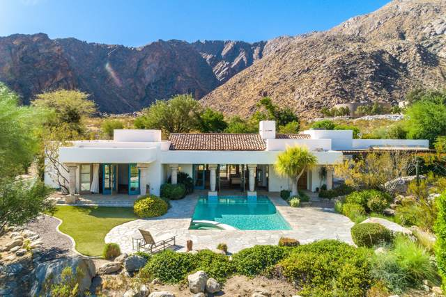 777 S La Mirada Road, Palm Springs, CA 92264 (MLS #219034948) :: Deirdre Coit and Associates