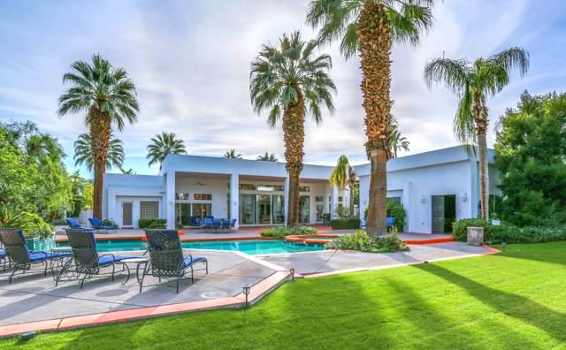 70710 Frank Sinatra Drive, Rancho Mirage, CA 92270 (MLS #219035002) :: Hacienda Agency Inc