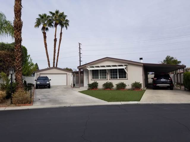 286 Coble Drive, Cathedral City, CA 92234 (MLS #219035041) :: Hacienda Agency Inc