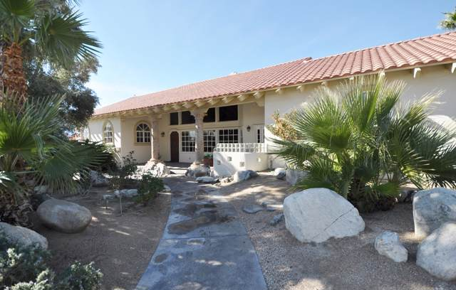 8471 Clubhouse Boulevard, Desert Hot Springs, CA 92240 (MLS #219035073) :: The John Jay Group - Bennion Deville Homes