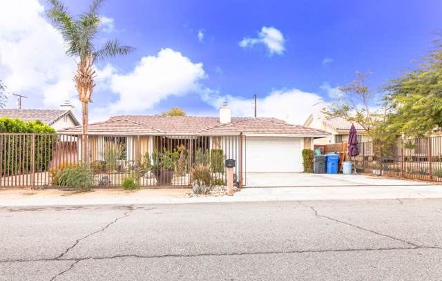 13715 Del Ray Lane, Desert Hot Springs, CA 92240 (MLS #219035091) :: The Sandi Phillips Team