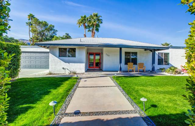 2257 N Carillo Road, Palm Springs, CA 92262 (MLS #219035149) :: Deirdre Coit and Associates