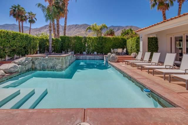 780 Dogwood Circle, Palm Springs, CA 92264 (MLS #219035238) :: The John Jay Group - Bennion Deville Homes