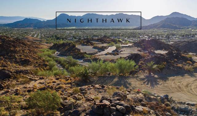 Lot 6 Nighthawk Estates, Palm Desert, CA 92260 (MLS #219035274) :: The Sandi Phillips Team
