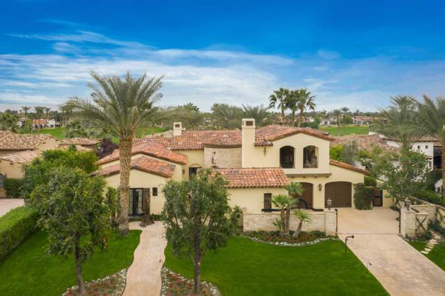 52730 Via Dona, La Quinta, CA 92253 (MLS #219035285) :: Brad Schmett Real Estate Group