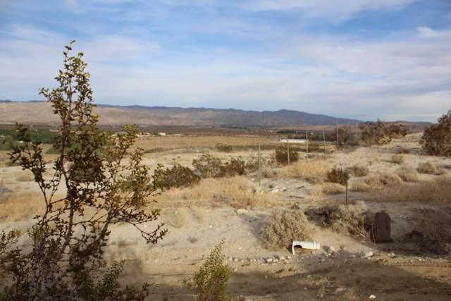 20770 Boundry Road Road, Desert Hot Springs, CA 92241 (#219035299) :: The Pratt Group