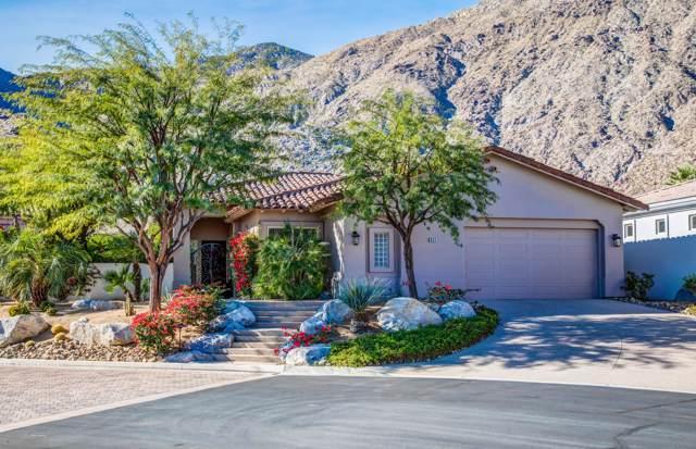 633 Big Canyon Dr E, Palm Springs, CA 92264 (MLS #219035340) :: The John Jay Group - Bennion Deville Homes