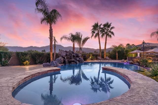 81893 Thoroughbred Trail, La Quinta, CA 92253 (MLS #219035360) :: The Sandi Phillips Team