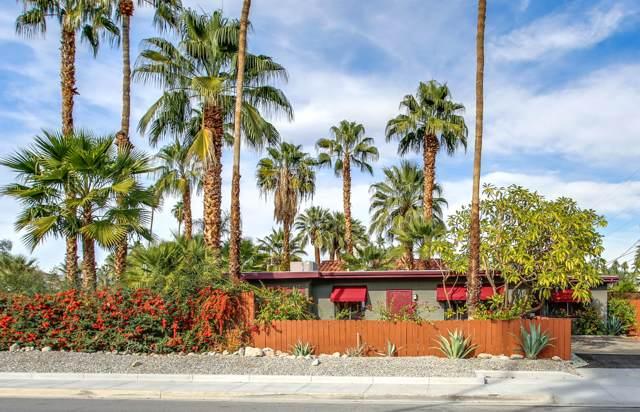 740 E Sunny Dunes Road, Palm Springs, CA 92264 (MLS #219035382) :: The Sandi Phillips Team