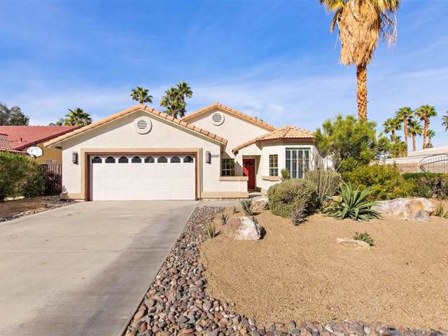 68342 Descanso Circle, Cathedral City, CA 92234 (MLS #219035455) :: The John Jay Group - Bennion Deville Homes