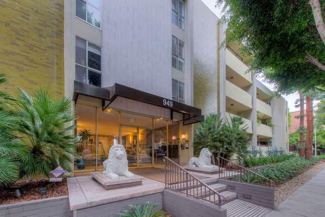949 N Kings Road, West Hollywood, CA 90069 (MLS #219035549) :: The Sandi Phillips Team