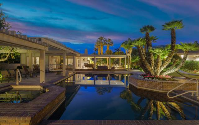 72420 Silver Spur Lane, Rancho Mirage, CA 92270 (MLS #219035551) :: The John Jay Group - Bennion Deville Homes