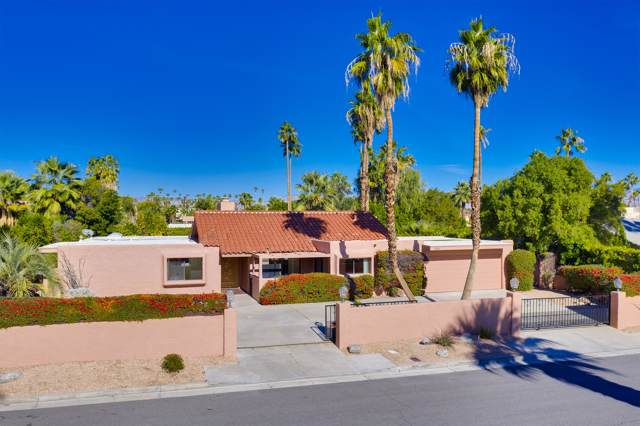 314 W Via Sol, Palm Springs, CA 92262 (MLS #219035723) :: The John Jay Group - Bennion Deville Homes
