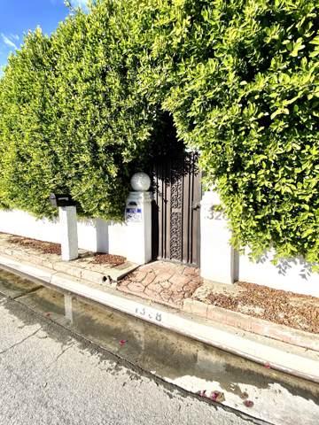 1328 E Alejo Road, Palm Springs, CA 92262 (MLS #219035833) :: The Sandi Phillips Team