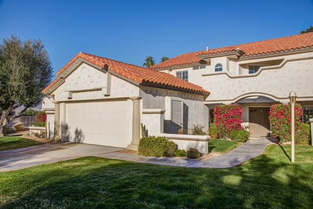 374 Muirfield Drive, Palm Desert, CA 92211 (MLS #219035926) :: The John Jay Group - Bennion Deville Homes