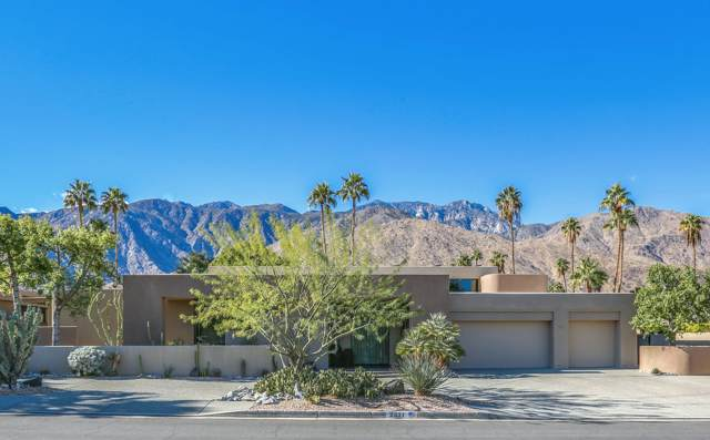 2331 S Caliente Drive, Palm Springs, CA 92264 (MLS #219035988) :: The Sandi Phillips Team