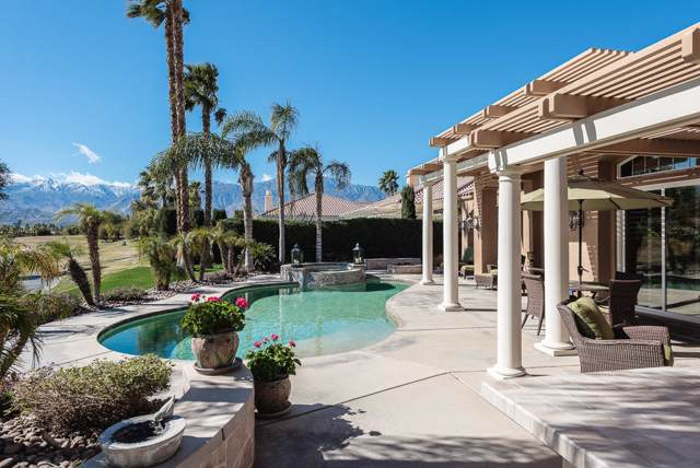 102 Via Bella, Rancho Mirage, CA 92270 (MLS #219035989) :: The Sandi Phillips Team