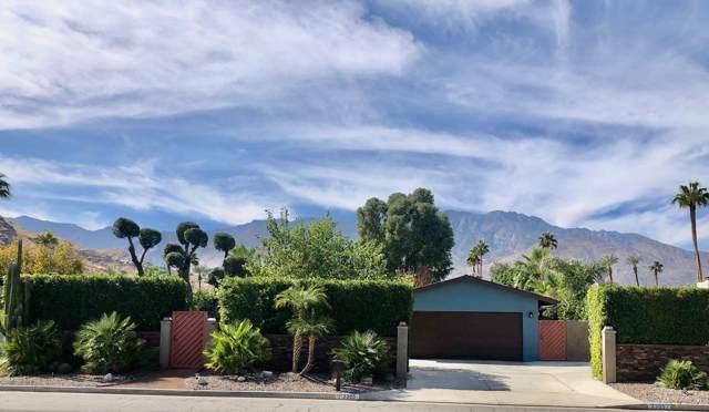 2399 S Broadmoor Drive, Palm Springs, CA 92264 (MLS #219036098) :: The Sandi Phillips Team