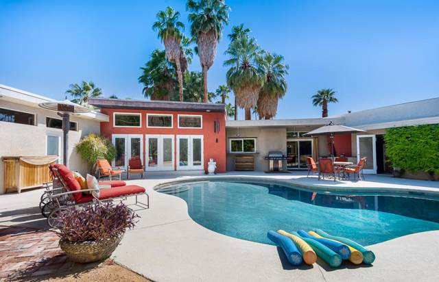 1415 S Indian Trail, Palm Springs, CA 92264 (MLS #219036146) :: Brad Schmett Real Estate Group