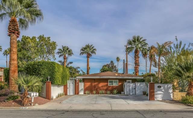 502 S Calle Santa Rosa, Palm Springs, CA 92264 (MLS #219036168) :: The Sandi Phillips Team