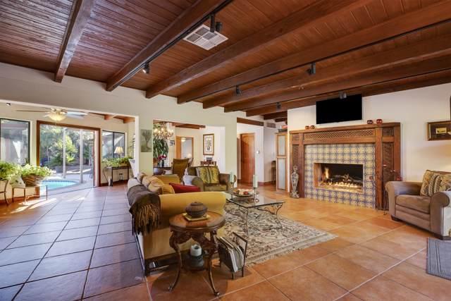 297 Ridge Road, Palm Springs, CA 92264 (MLS #219036232) :: The Sandi Phillips Team