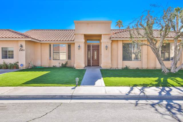 2451 Verna Court, Palm Springs, CA 92262 (MLS #219036257) :: The Sandi Phillips Team