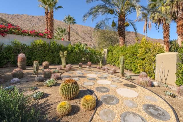 279 W Camino Alturas, Palm Springs, CA 92264 (MLS #219036316) :: The Sandi Phillips Team