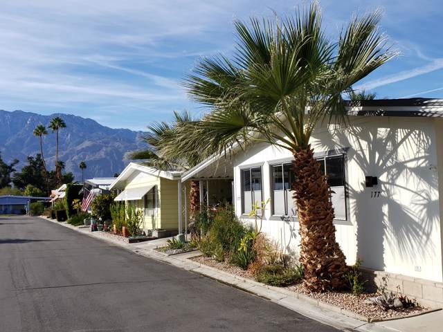177 Vista De Oeste, Palm Springs, CA 92264 (#219036403) :: The Pratt Group