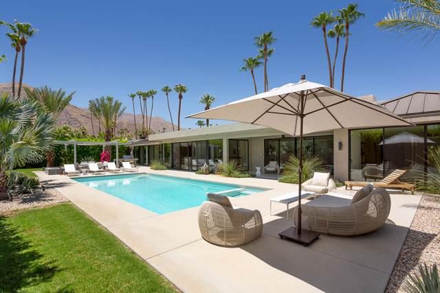 267 W Vereda Sur, Palm Springs, CA 92262 (MLS #219036419) :: The Sandi Phillips Team