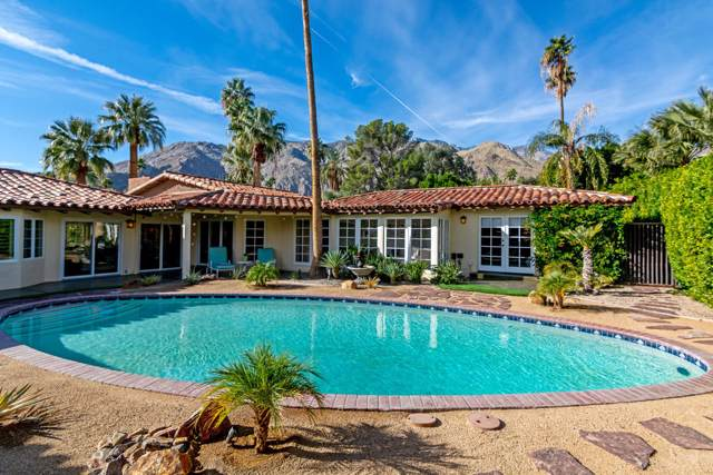 354 W Stevens Road, Palm Springs, CA 92262 (MLS #219036501) :: The Sandi Phillips Team