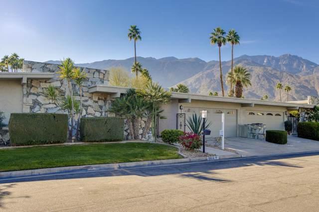 2271 S Madrona Drive, Palm Springs, CA 92264 (MLS #219036518) :: The Sandi Phillips Team