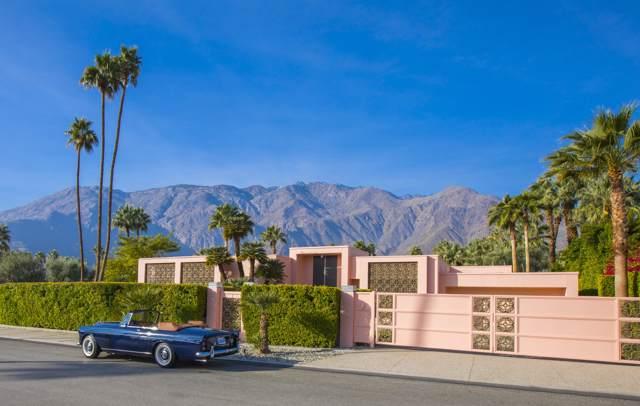 1415 N Camino Centro, Palm Springs, CA 92262 (MLS #219036561) :: The Sandi Phillips Team