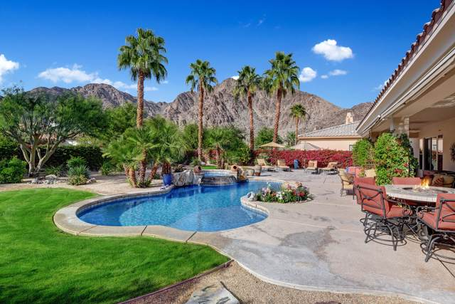 48583 Stillwater Drive, La Quinta, CA 92253 (MLS #219036660) :: The Sandi Phillips Team