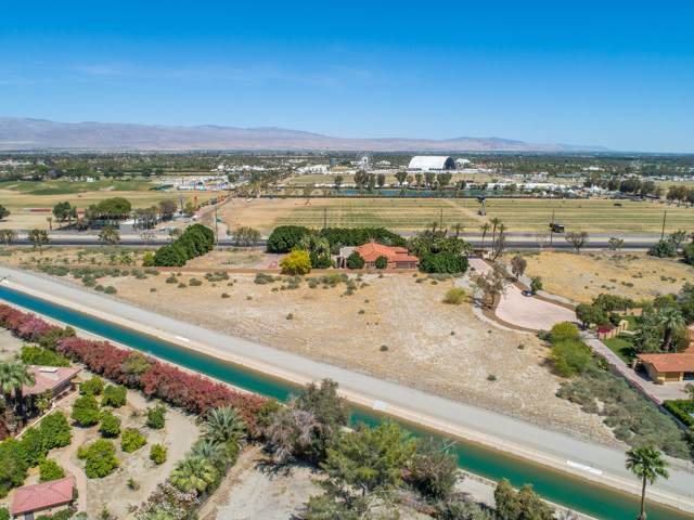Lot #20 Vista Del Mar, La Quinta, CA 92253 (MLS #219036706) :: The John Jay Group - Bennion Deville Homes