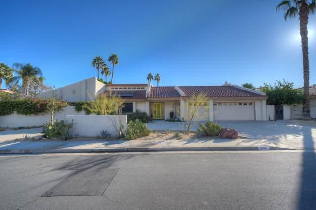 1444 San Mateo Drive, Palm Springs, CA 92264 (MLS #219036719) :: The Sandi Phillips Team