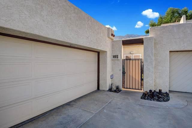 491 N Calle Alvarado, Palm Springs, CA 92262 (MLS #219036727) :: The Sandi Phillips Team