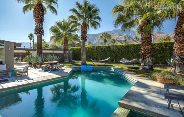 406 E Desert Holly Circle, Palm Springs, CA 92262 (#219036730) :: The Pratt Group