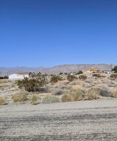 184 Kranshire Road, Desert Hot Springs, CA 92240 (MLS #219036737) :: The John Jay Group - Bennion Deville Homes