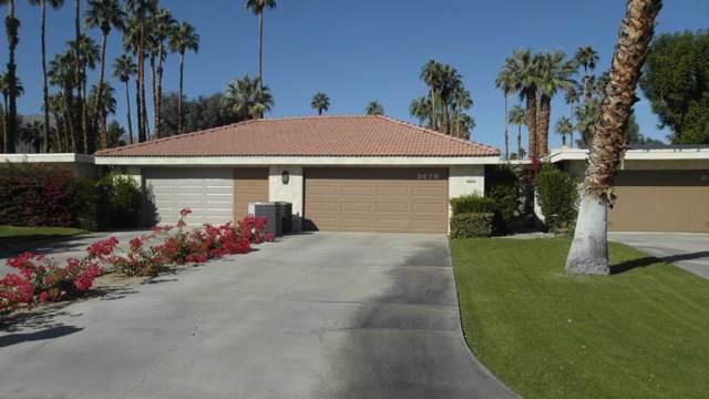 2478 Oakcrest Drive, Palm Springs, CA 92264 (MLS #219036777) :: Brad Schmett Real Estate Group