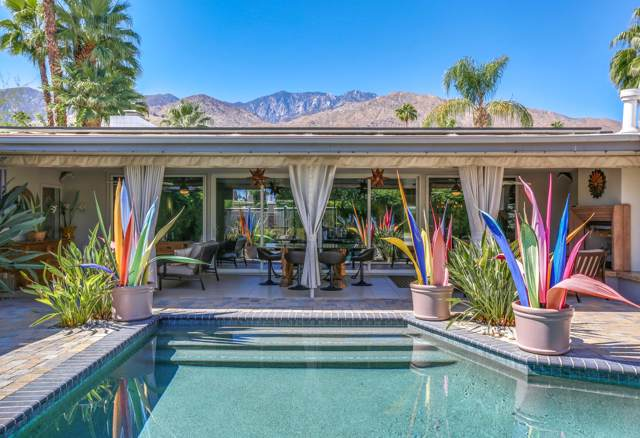1324 S Driftwood Drive, Palm Springs, CA 92264 (MLS #219036798) :: The Sandi Phillips Team