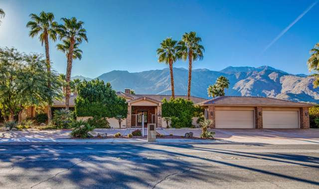 3223 E Bogert Trail, Palm Springs, CA 92264 (MLS #219036902) :: The John Jay Group - Bennion Deville Homes
