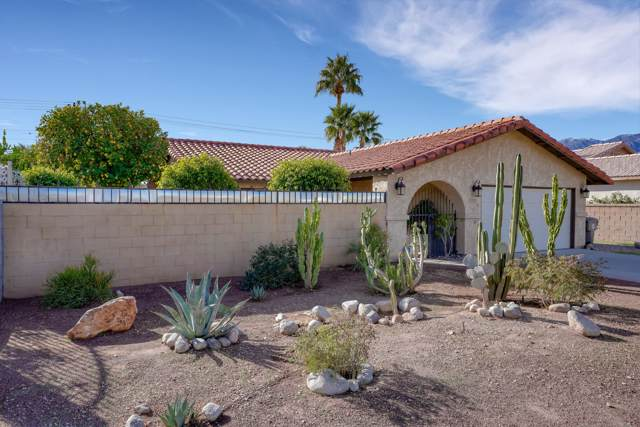 67735 Peineta Road, Cathedral City, CA 92234 (MLS #219036925) :: The Sandi Phillips Team