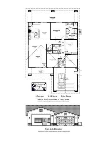 30525 Avenida Los Ninos, Cathedral City, CA 92234 (MLS #219036928) :: Brad Schmett Real Estate Group