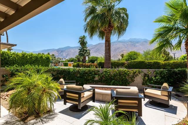 620 N Hermosa Drive, Palm Springs, CA 92262 (MLS #219036935) :: The Sandi Phillips Team