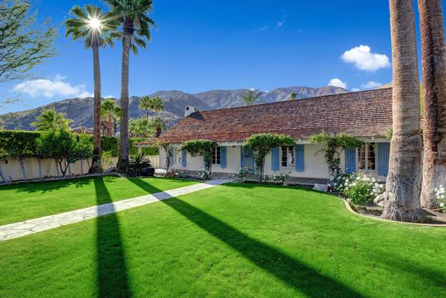 831 N Mission Road, Palm Springs, CA 92262 (MLS #219037022) :: The Sandi Phillips Team