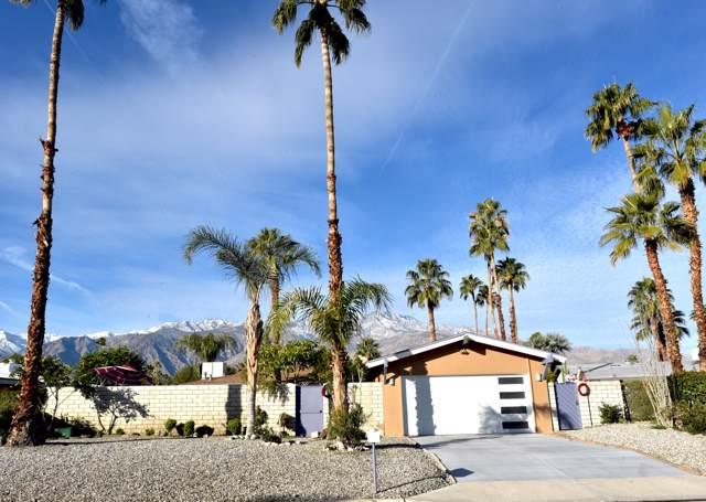 1955 S Broadmoor Drive, Palm Springs, CA 92264 (MLS #219037036) :: The Sandi Phillips Team