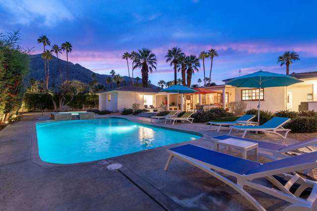 377 Camino Sur, Palm Springs, CA 92262 (MLS #219037051) :: The Sandi Phillips Team