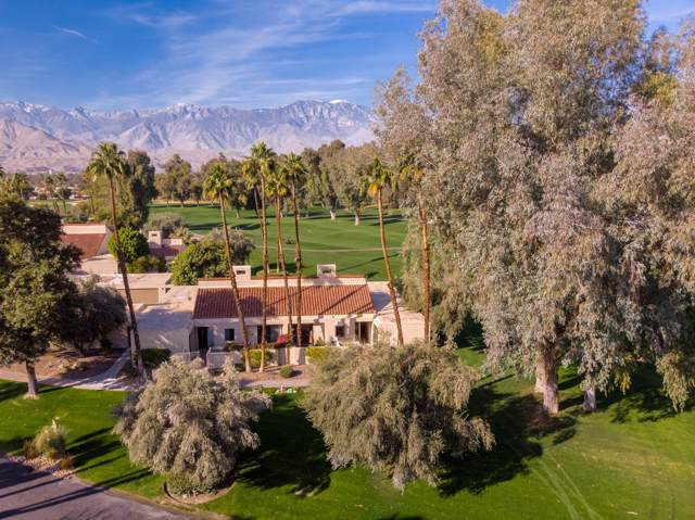 101 Mission Hills Drive, Rancho Mirage, CA 92270 (MLS #219037061) :: The John Jay Group - Bennion Deville Homes