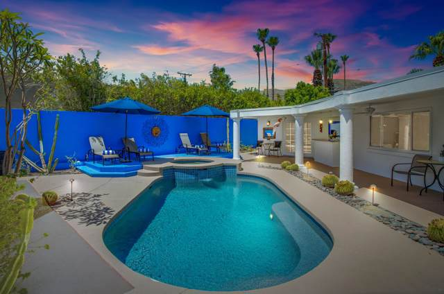 73136 Shadow Mountain Drive, Palm Desert, CA 92260 (MLS #219037091) :: The Jelmberg Team